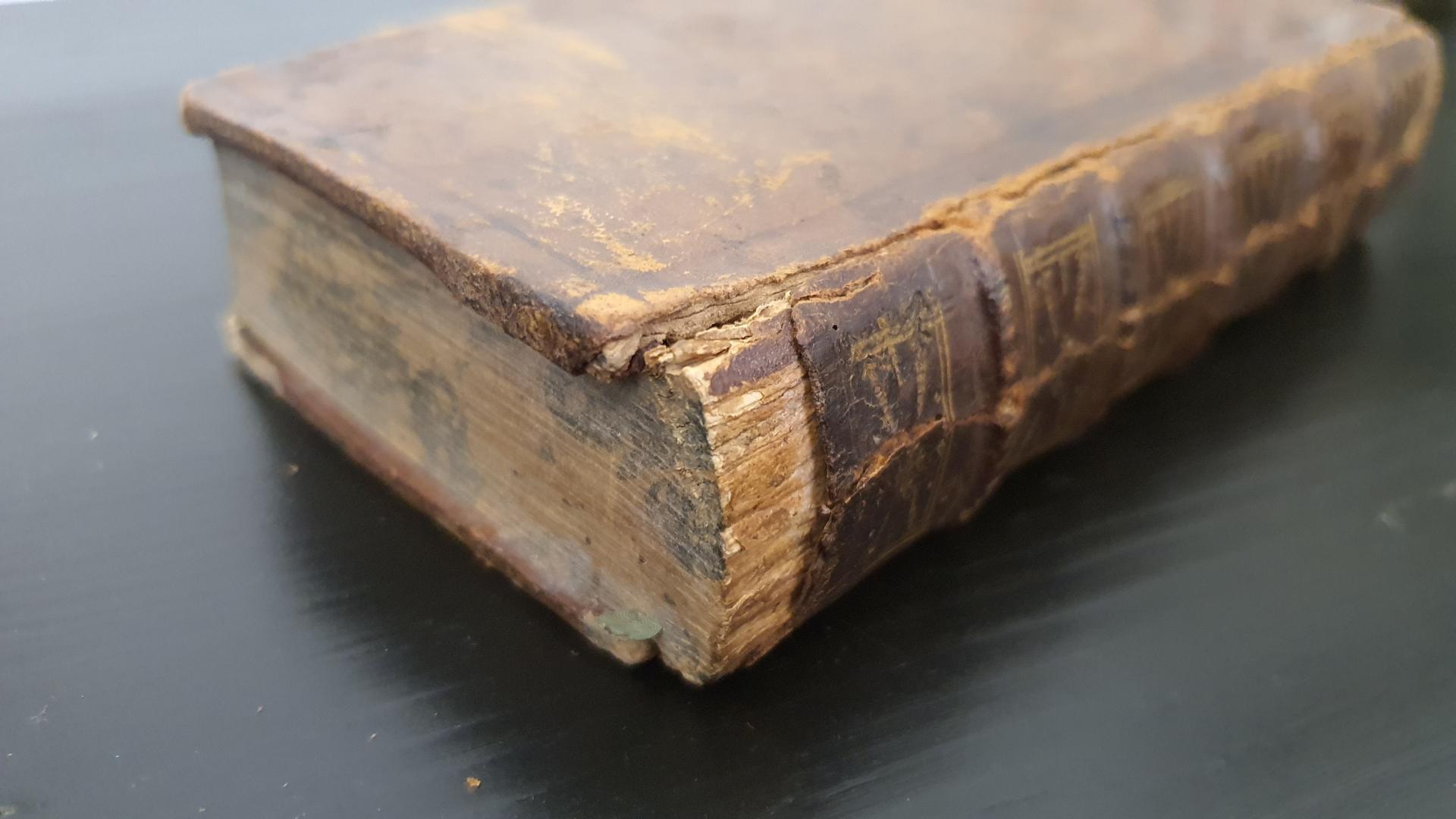 1762 Les Pseaumes et le principaux cantiques mis en vers